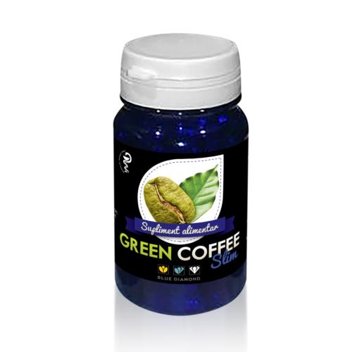 Cafea verde de slabit
