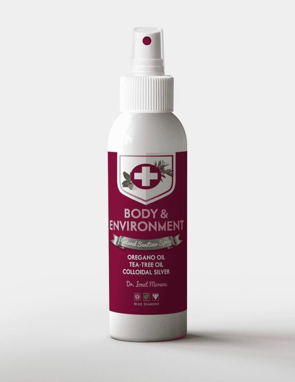 Spray pentru corp